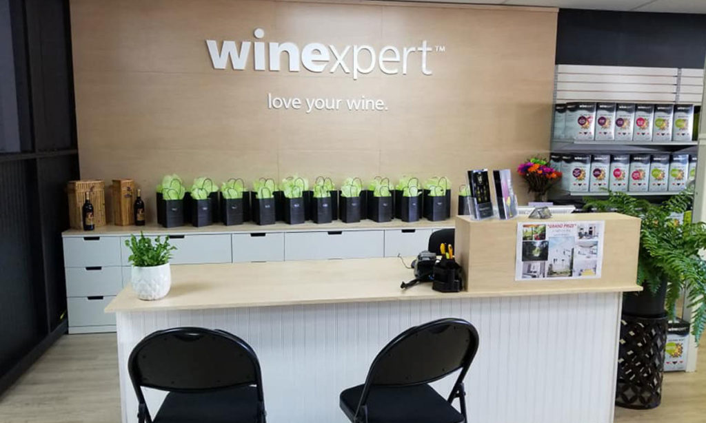 Welcome to Winexpert Cornwall!