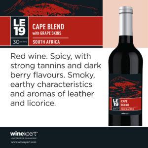 LE19 Cape Blend