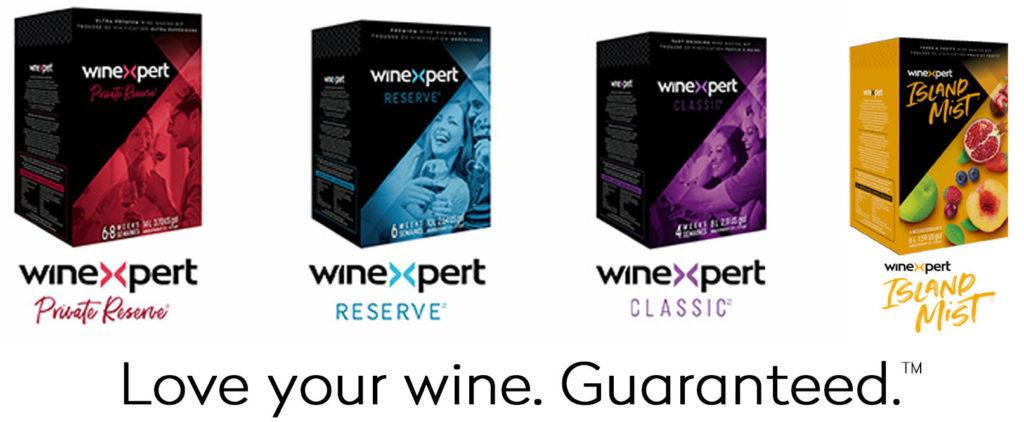 Winexpert: Love your wine. Guaranteed.